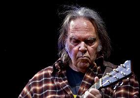 Neil Young, Oslo 11. června 2009