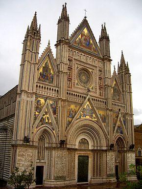 Duomo di Orvieto facciata 16 09 06.jpg