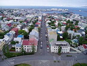 Vedere a orașului