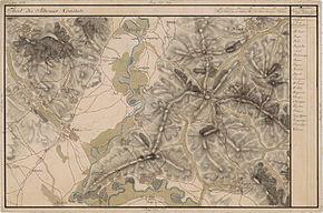 Stremț în Harta Iosefină a Transilvaniei, 1769-73