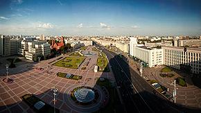 Vedere din Minsk