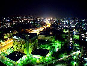Sarajevo noaptea