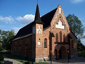 "Biserica ""Sfânta Maria"" din oraș"