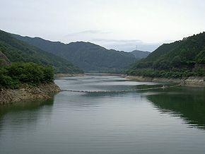 Yahagii  石徹白川