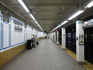 116th Street Columbia University IRT 006.JPG