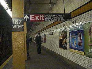 167th Street IND Concourse platform.jpg