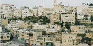 伯利恒的一个居民区