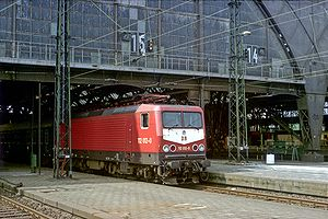 Bf Leipzig Hbf, 112 012
