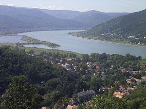 Cotul Dunării la Visegrad