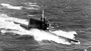 Ponorka třídy Golf II