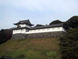 Imperial Palace Tokyo Fushimi Yagura Keep 1.JPG