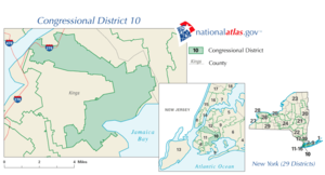 New York District 10 109th US Congress.png
