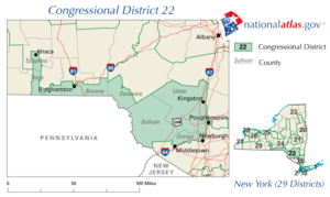 New York District 22 109th US Congress.png