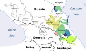 Northeast Caucasian languages.png