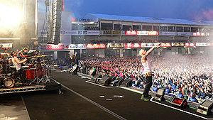 Prodigy na festivale Rock am Ring