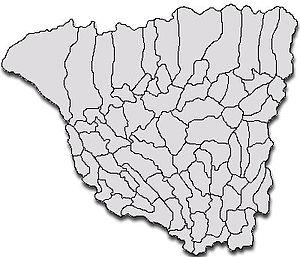 Cula Cartianu se află în Județul Gorj