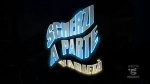 Logo del programma Scherzi a parte