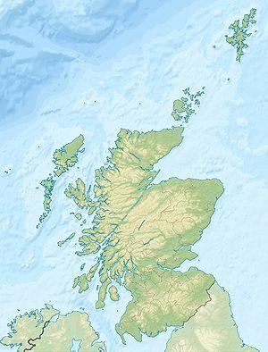 Loch Einich (Schottland)