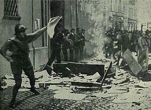 Fotografia ritoccata (1921)