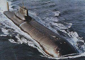 Ponorka třídy Tajfun