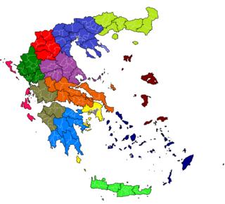 Periferias, unidades periféricas y municipios.