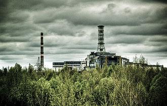 Der Reaktor von Tschernobyl
