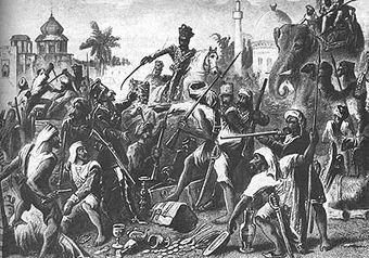 Der große indische Aufstand