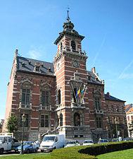 hotel communal d'Anderlecht