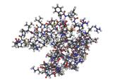 3LRI SolutionStructureAndBackboneDynamicsOfHumanLong arg3 insulin-Like Growth Factor 1 02.png