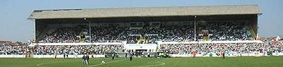 3 April 2004: North stand