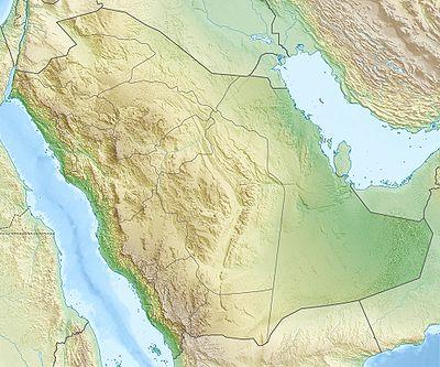 Saudi-Arabien (Saudi-Arabien)