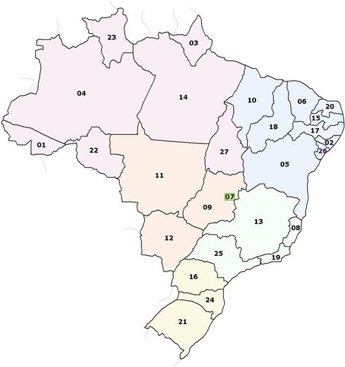 Mapa do Brasil por regiões.PNG