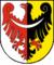 Wappen des Powiat Świdnicki
