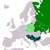 מפת אירופה הסלאבית