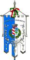 Albareto – Bandiera