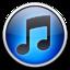 iTunes 10 圖示