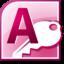 Microsoft Access 2010 圖示
