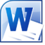 Microsoft Word 2010 圖示