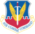 Emblem of Air Combat Command
