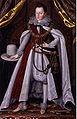 Charles I as Duke of York and Albany Robert Peake.jpg