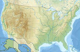 (Voir situation sur carte: États-Unis)