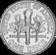 avers - 10 centů