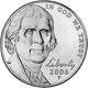 avers - 5 centů