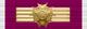 Comandante Capo della Legion of Merit - nastrino per uniforme ordinaria