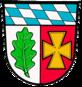 Landkreiswappen des Landkreises Aichach-Friedberg.png