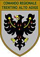Stemma Comando Regionale Trentino Alto Adige GDF.jpg