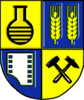 Wappen von Wolfen