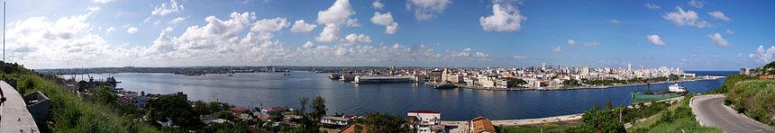 Vista panorâmica de Havana.