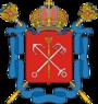 Petrohrad / Sankt-Petěrburg – znak