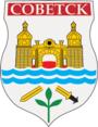Sovetsk – znak